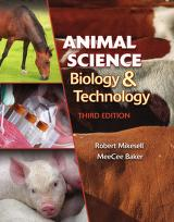 Cover of: Animal science biology & technology