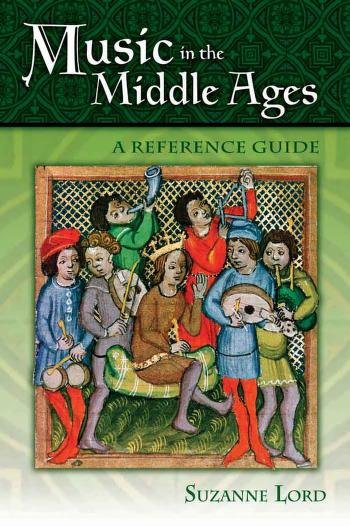Music in the Middle Ages by Lord, Suzanne